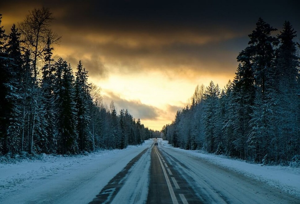 Russland plantSchnellstraßen-Ausbau in entlegenen Regionen