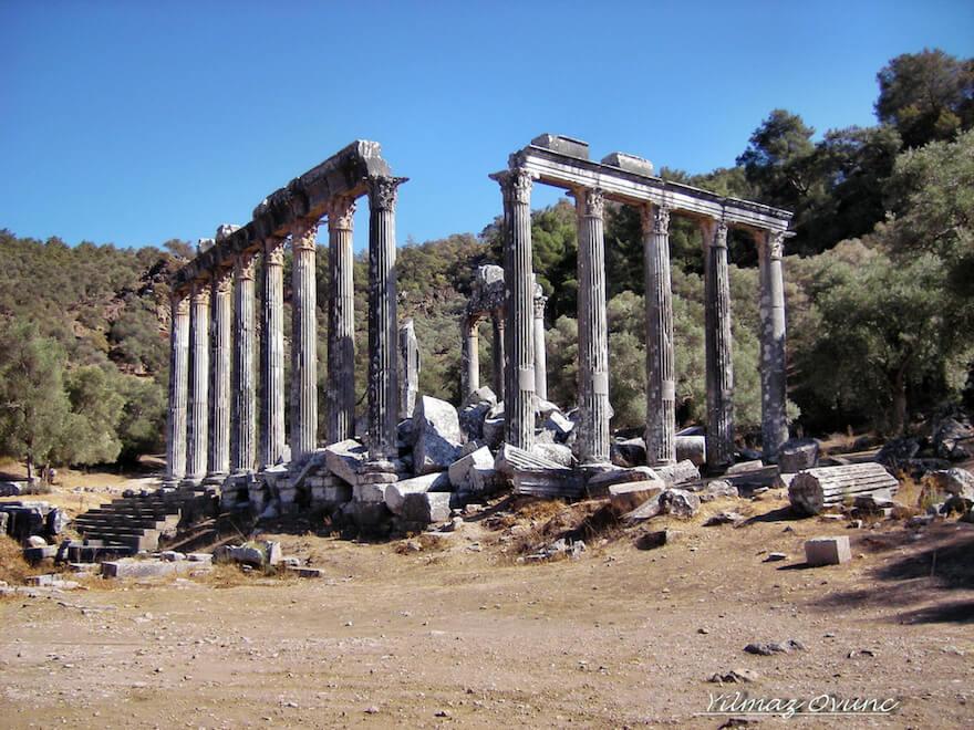 Ruine Türkei