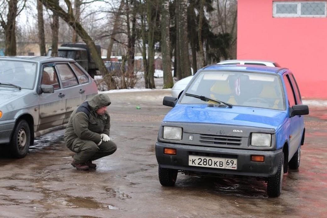 Automarkt Russland