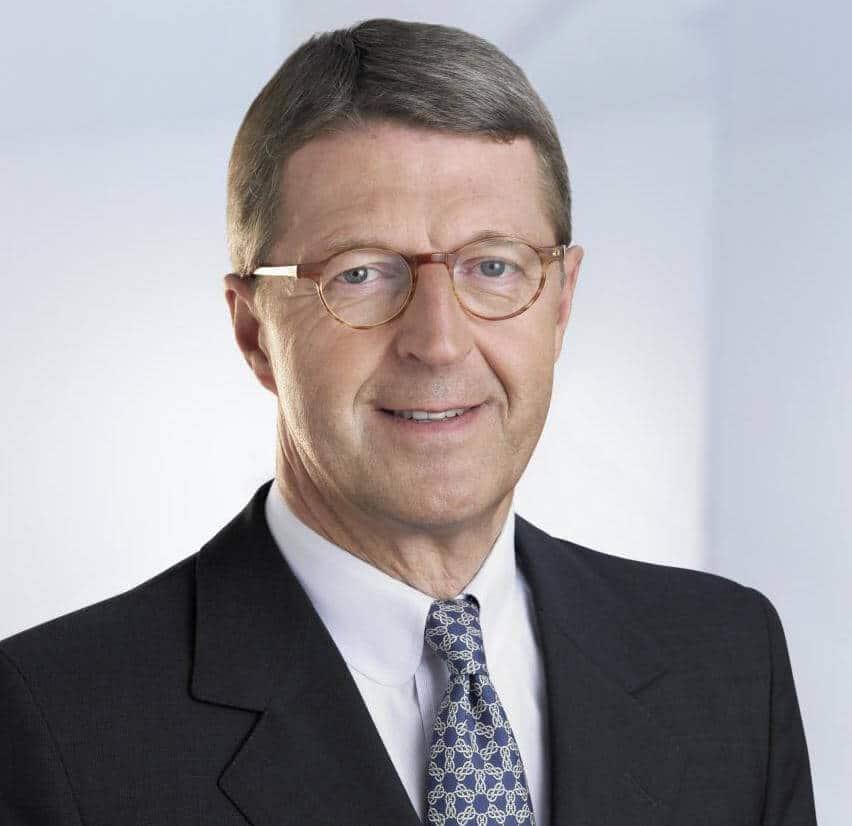 Ost-Ausschuss Vorsitzender