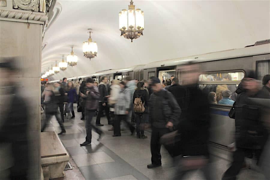Stress-Faktoren in Russland