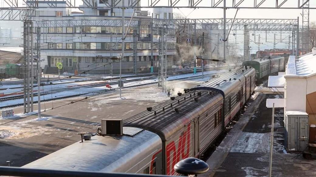 Russische Bahn RSchD