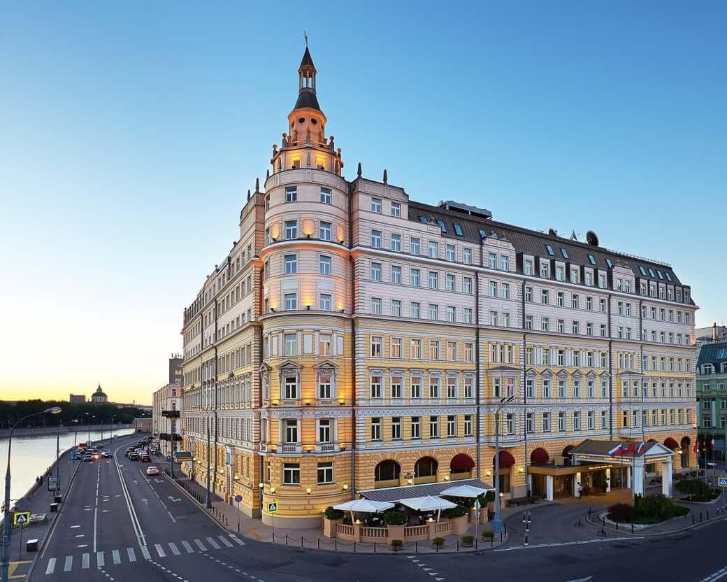 Baltschug Kempinski Moskau