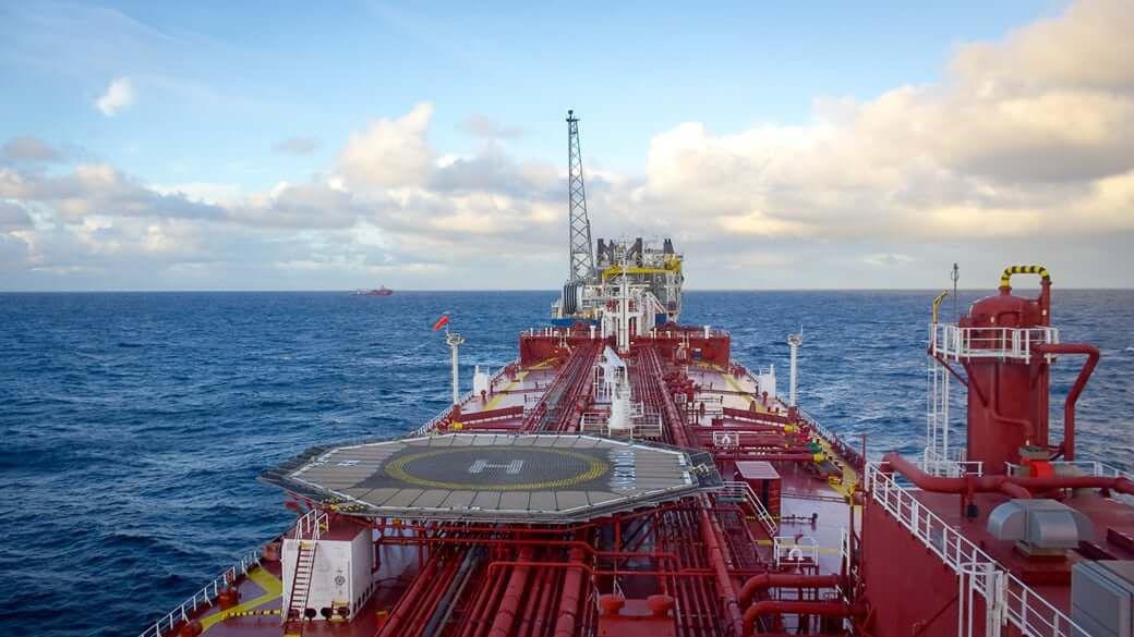 Ölförderung Russland