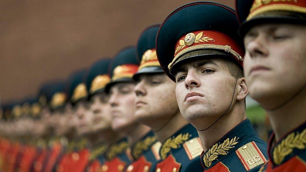 Die Russen und ihr Nationalstolz