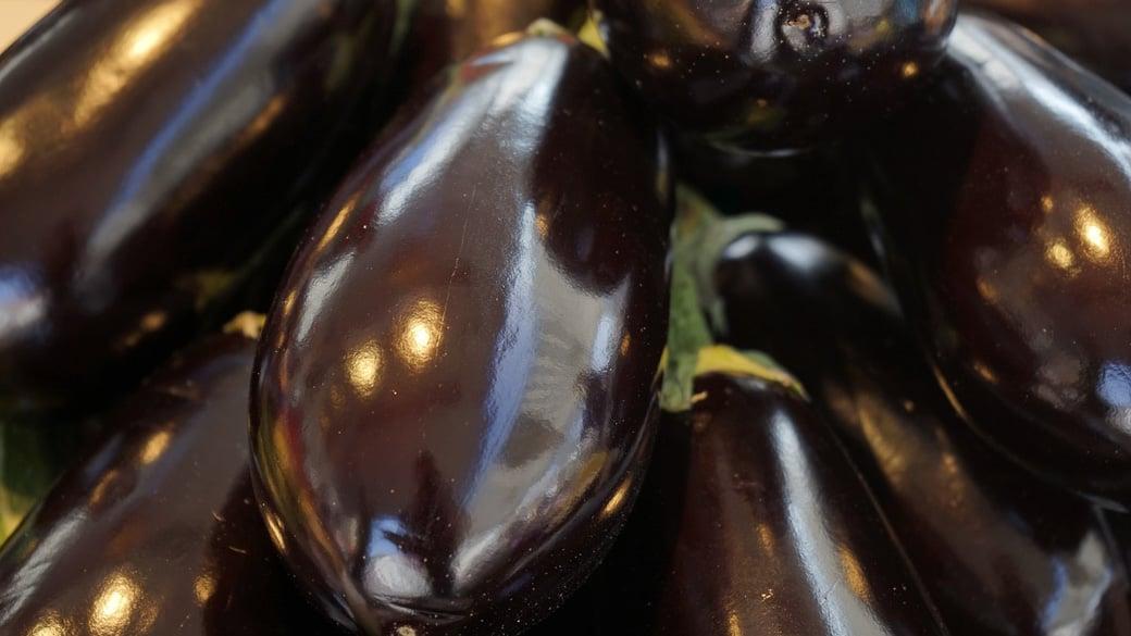 Import von Auberginen aus der Türkei nach Russland verboten