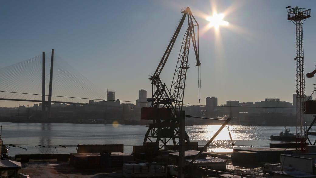 Freihafen-Status auf weitere Regionen in Russlands Fernen Osten ausgeweitet