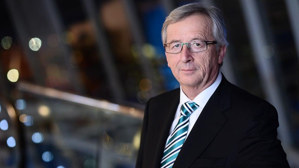 Kommissionspräsident Juncker nimmt am Petersburger Wirtschaftsforum teil