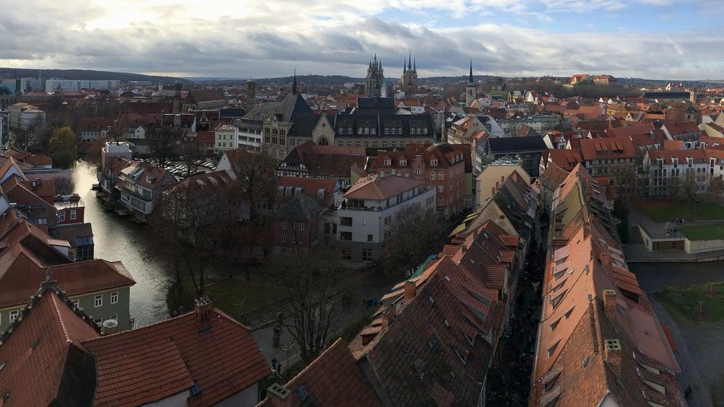 Russland-Exporte aus Thüringen 2015 eingebrochen