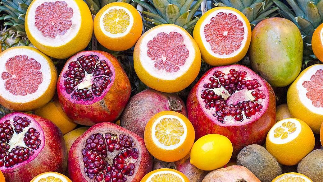 Türkische Früchte