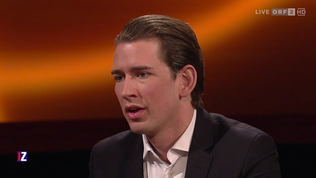 Österreichs Außenminister Kurz fordert schrittweise Aufhebung der Russland-Sanktionen