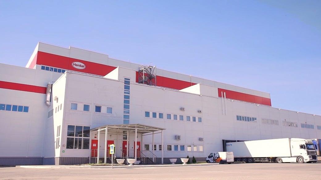 Henkel investiert in sein Werk in Perm