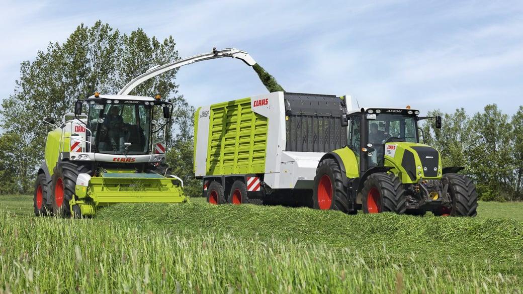 Der deutsche Landmaschinenhersteller Claas hat auf dem St. Petersburger Wirtschaftsforum den ersten Sonderinvestitionsvertrag mit Russland abgeschlossen.