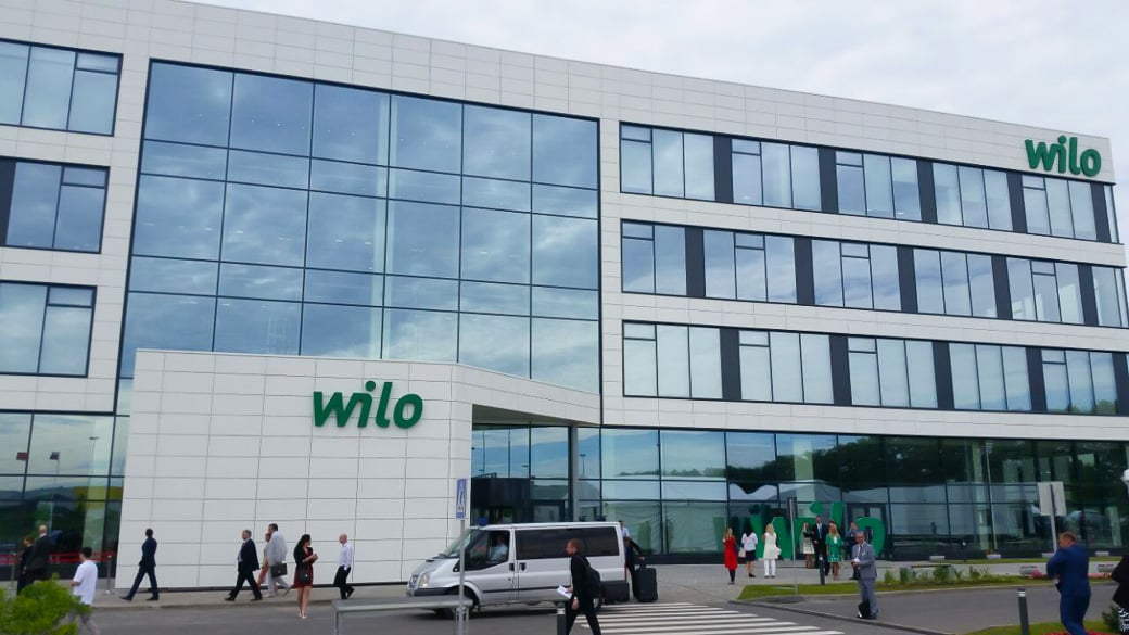 Wilo eröffnet Fabrik in Russland