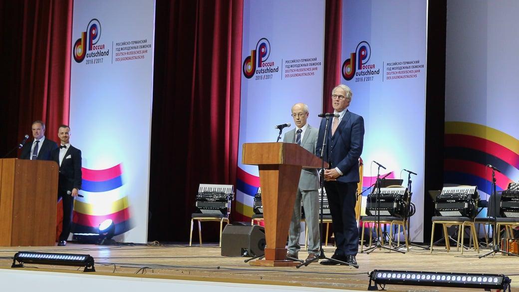 Wie der deutsche Botschafter die Zukunft der deutsch-russischen Beziehungen sieht