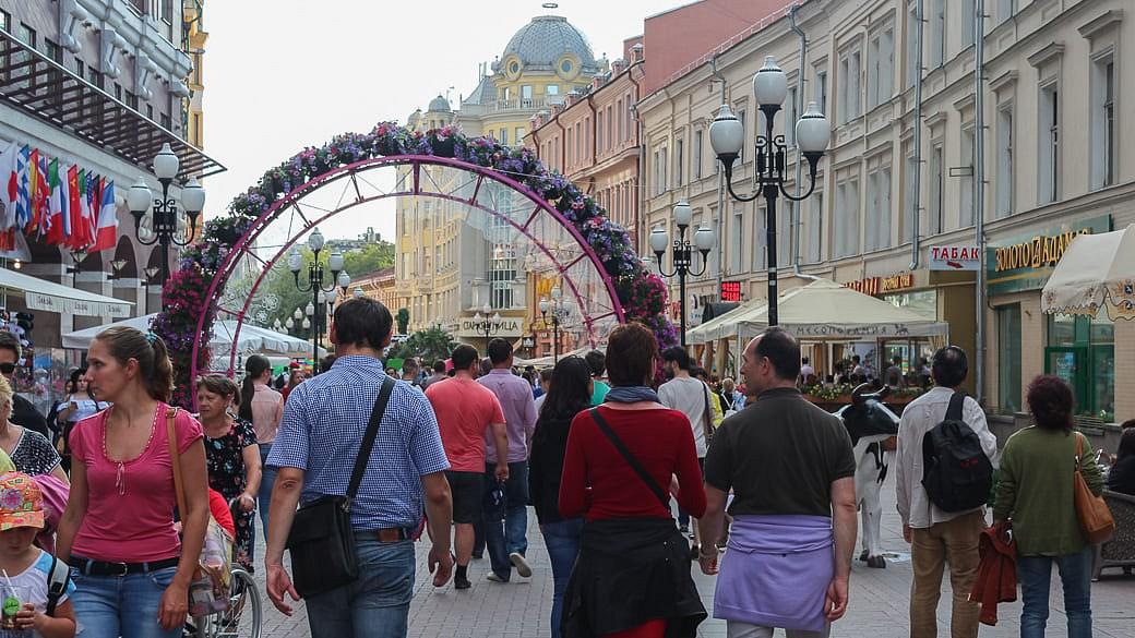 Arbeitsmarkt in Russland