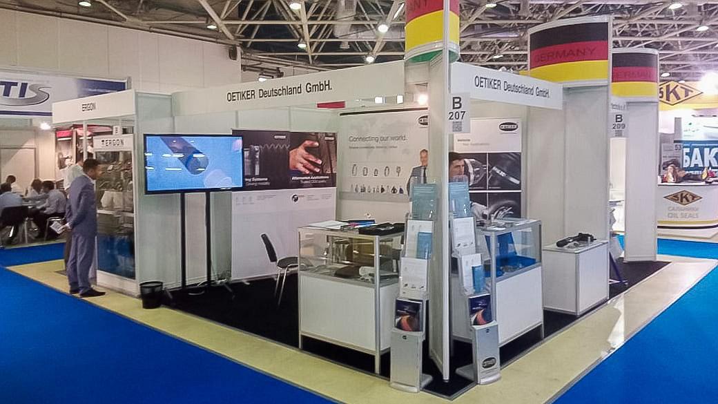 Jubiläumsausgabe der MIMS Automechanika in Moskau eröffnet