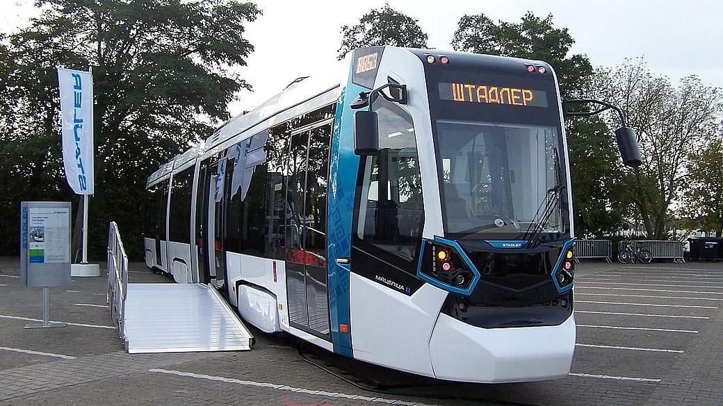 Stadler erhält Auftrag für Straßenbahnen in St. Petersburg