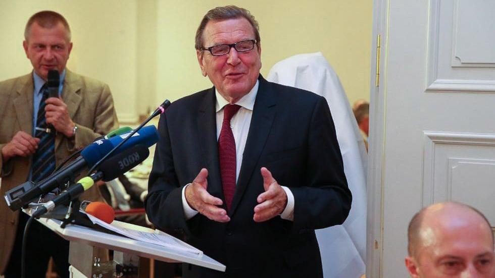 Deutsch-Russische Wirtschaftsgespräche in Bad Pyrmont