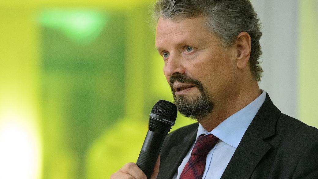 Der Russland-Beauftrage Gernot Erler (SPD)
