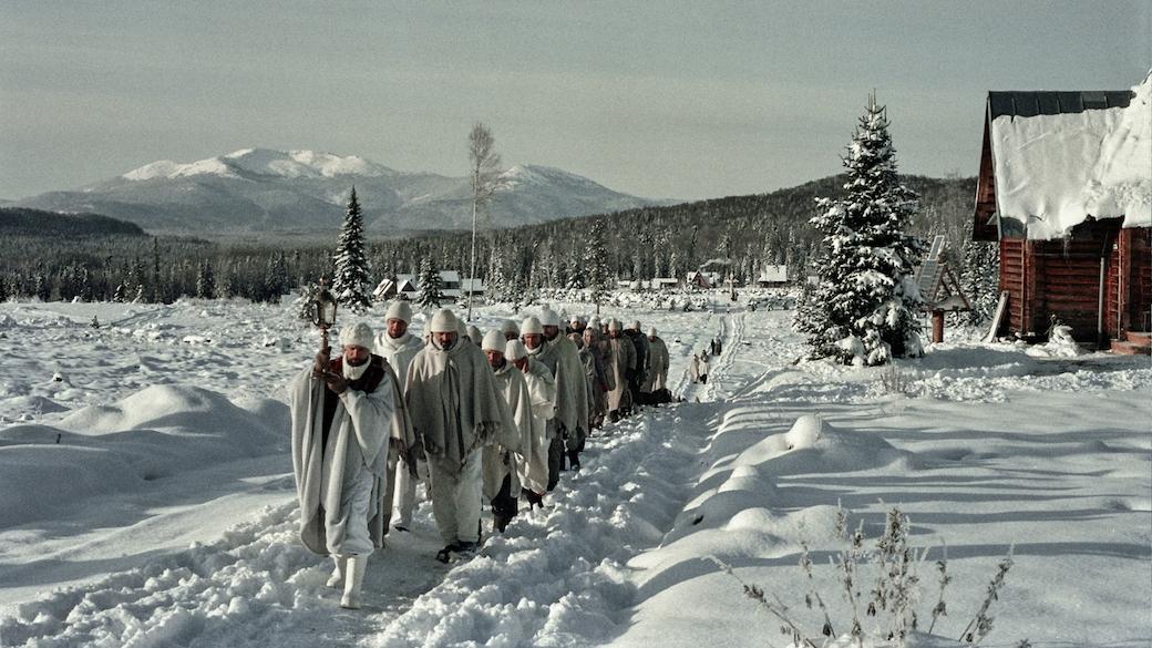 Drei Monate bei einer Glaubensgemeinschaft in Sibirien