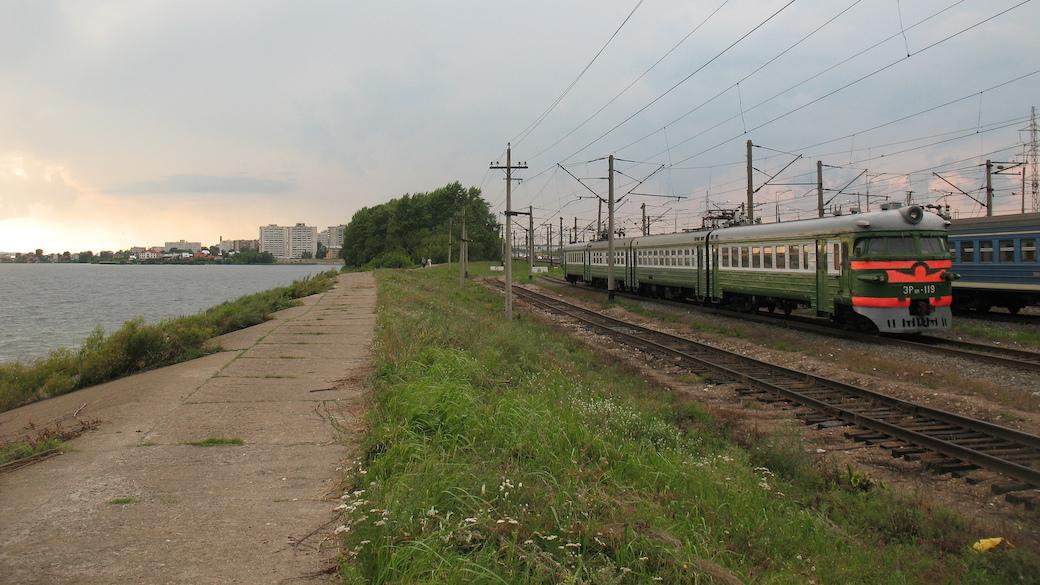 Zugstrecke Moskau – Kasan: Deutsche Initiative will 2,7 Mrd. € investieren
