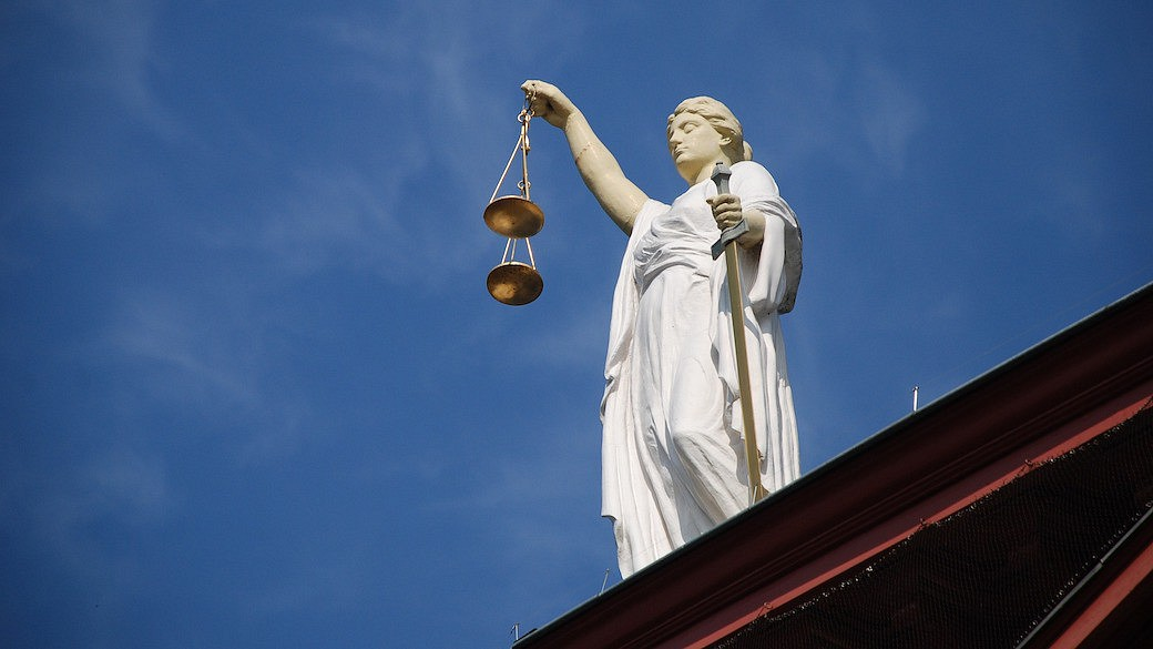 Gericht, Gerechtigkeit, Recht