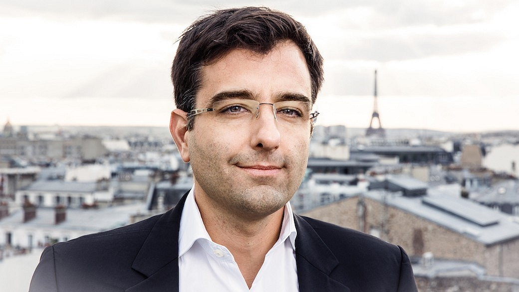 Nicolas Brusson, Co-Founder and COO of BlaBlaCar.
