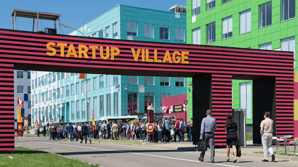 Startup-Szene: Was Moskau zum Silicon Valley fehlt