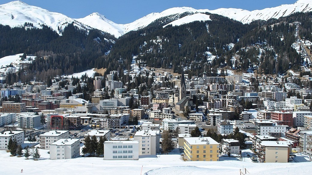 World Economic Forum 2011 in Davos