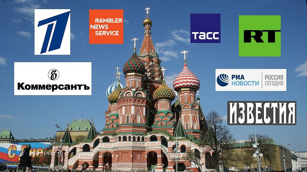 Russische Medien