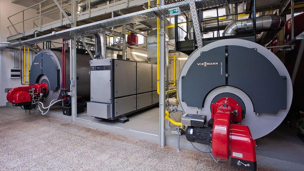 Viessmann eröffnet Fabrik für Heiztechnik in Russland.