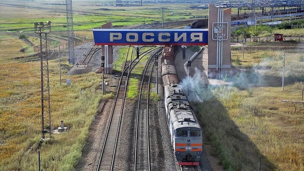 Asien-Europa: Russland baut für 39 Milliarden Euro neue Bahnverbindung