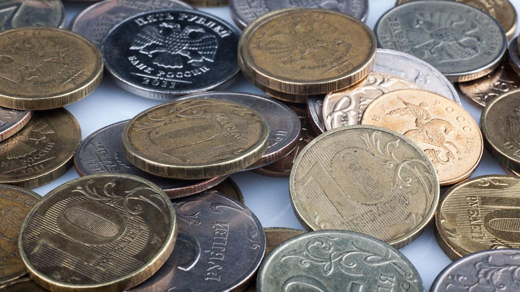 Rubel legt an Wert zu
