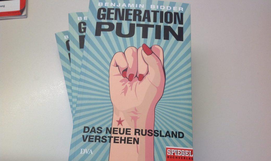 "Lesetipp: Benjamin Bidders ""Generation Putin"""