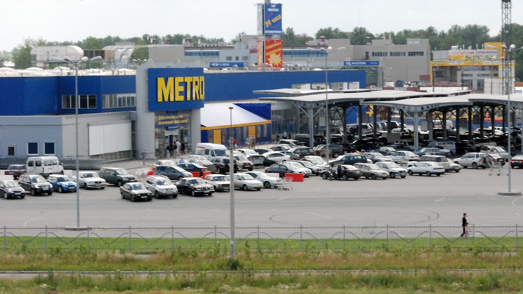 METRO Cash&Carry, Russlandgeschäft