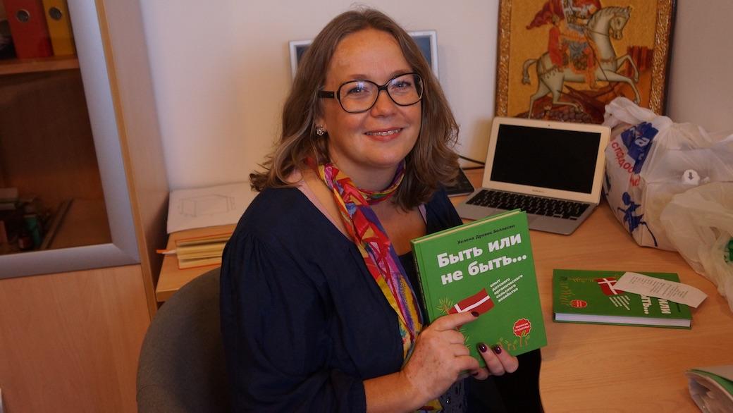 Öko-Expertin und Bio-Farmerin Helena Bollesen