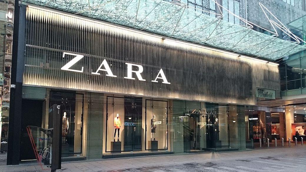 Zara in Russland
