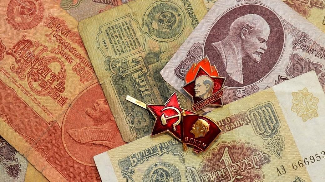 Altschulden der Sowjetunion werden zurückgezahlt