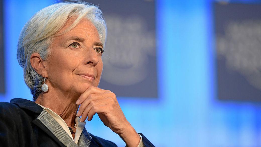 IWF-Chefin Christine Lagarde lobt Russlands Fiskalpolitik