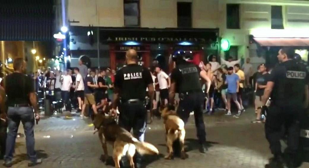 Marseille, Fußball-EM 2016, Hooligan