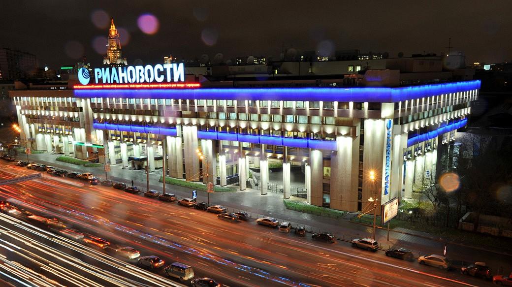 Rossija Sewodnja hat einen Deal mit der Nachrichtenagentur Reuters abgebrochen, die über Beinflussung der US-Wahlen durch russische Staatsmedien berichtete.