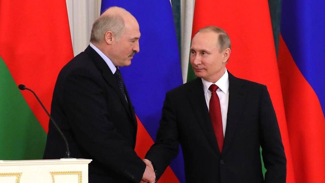 Russland und Weißrussland erzielen Einigung in Streit um Gas