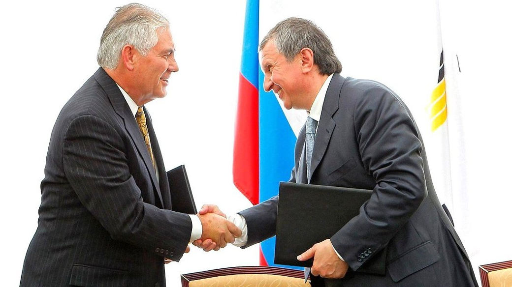 ExxonMobils Ausnahme-Antrag ist von der US-Regierung zurückgewiesen worden. Trotz der Russland-Sanktionen wollte man mit Rosneft neue Bohrprojekte starten.