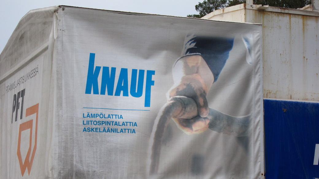 Knauf Gruppe investiert 55 Mio. Euro im Gebiet Leiningrad