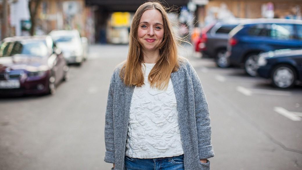 Beatrice Grundheber, Berlinograd.com