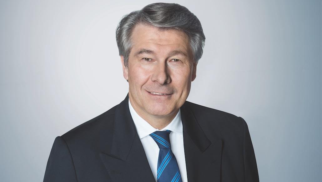 Dr. Wolfgang Büchele, Vorsitzender des Ost-Ausschusses der Deutschen Wirtschaft.