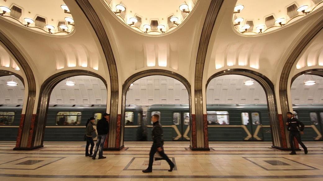 Dmitry Pegov, Leiter des Moskauer U-Bahn, wechselt den Job. Er wird den Posten als Vize-Präsident bei der russischen Eisenbahngesellschaft RSD übernehmen.