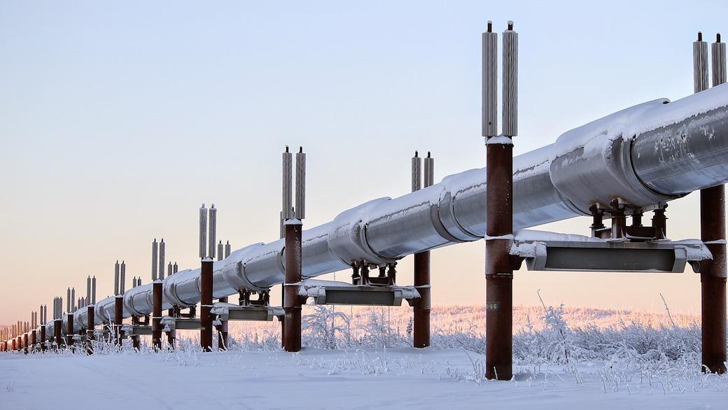 Pipeline | Erdgas von Russland in die Türkei