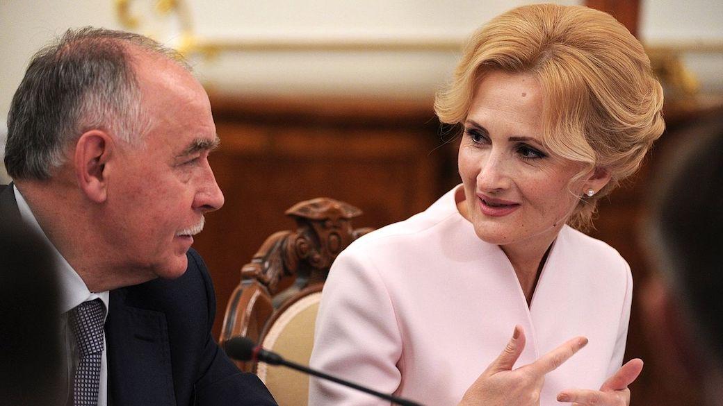 Irina Jarowaja   Anti-Terror-Gesetz